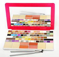 Профессиональный большой подарочный набор декоративной косметики для макияжа визажиста Christian ES-i5