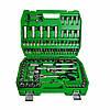 Набор инструмента Intertool ET-6108SP (зеленый)