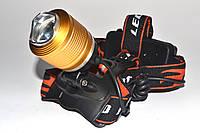 Налобный светодиодный фонарь Police XQ334, фото 1