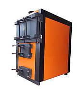 Универсальный твердотопливный котел БТС-150 КСД
