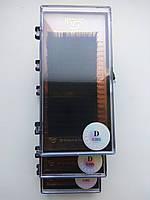 Ресницы I-Beauty Premium, 20 линий Д 0.085 14 мм