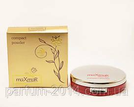 Компактная крем-пудра maXmar