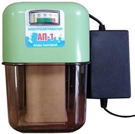 Электроактиватор воды АП-1 с титановыми электродами. Официальный аппарат от завода