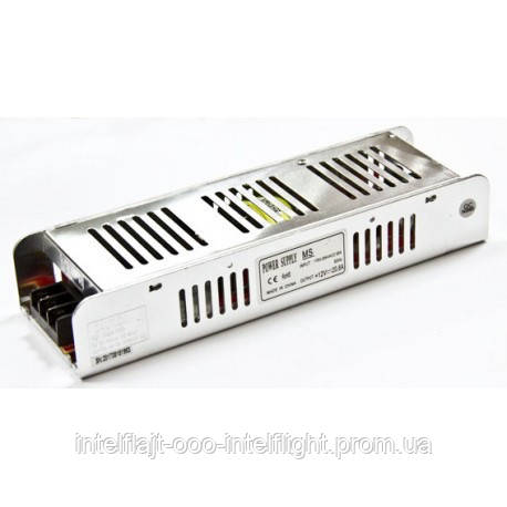 Негерметичный импульсный блок питания постоянного напряжения MS-150-12 12V 12,5А 150W