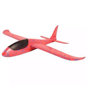 Ручной сверхлегкий самолёт материал полипропилен размер 48 х 48 смцвета в ассортименте