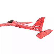 Ручной сверхлегкий самолёт материал полипропилен размер 48 х 48 смцвета в ассортименте, фото 2