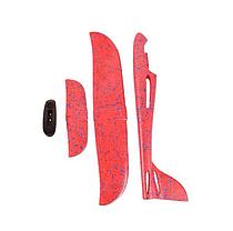 Ручной сверхлегкий самолёт материал полипропилен размер 48 х 48 смцвета в ассортименте, фото 3