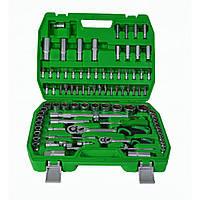 Набор инструмента Intertool ET-6094SP (зеленый)