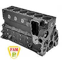 Блок двигуна, блок двигателя 6BT 5.9 3971387 Cummins, Komatsu S6D102