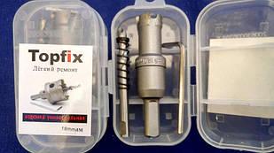 Коронка универсальная по металлу TOPFIX 18 мм