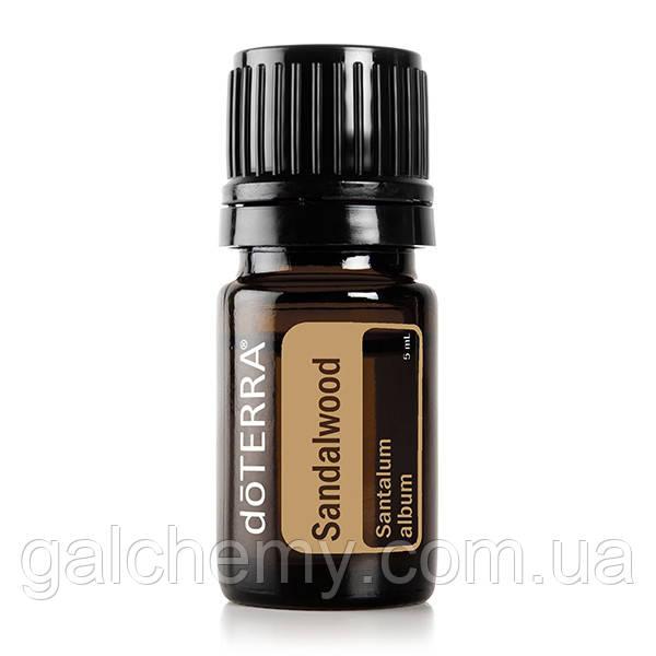 Sandalwood Essential Oil / Сандаловое дерево (Santalum album), эфирное масло, 5 мл