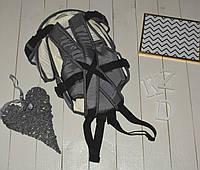 Кенгуру рюкзак-переноска для детей от 2х мес до 13 кг. Умка №8
