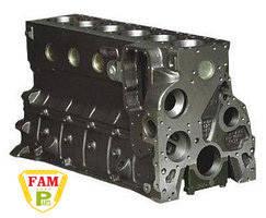 Блок двигуна, блок двигателя, блок цилиндров 4955412 CUMMINS ISB, QSB KOMATSU S6D107