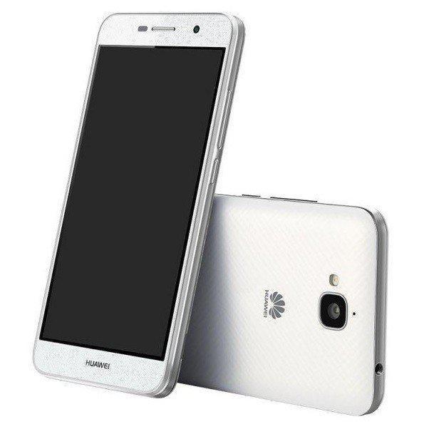 "Смартфон Huawei Y6 Pro 2/16Gb White, 13/5Мп, 5"" IPS, 4000 мА*ч, 2sim, MT6582, 4 ядра, GPS, 3G"