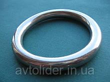 Нержавеющее кольцо сварное полированное, круглое.