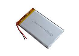 Аккумулятор литий-полимерный 3,7V 8000mAh
