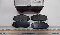 RIDER Колодка торм. диск. MB SPRINTER, VITO 97-03 передние