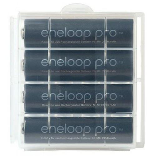 Аккумулятор  PANASONIC Eneloop Pro AA/R6 min 2500mAh (box)