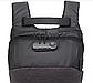 Рюкзак городской с замком для ноутбука 15.6 Ozuko с USB портом, фото 4