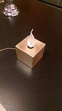 Лампа настільна Італія Carlesso. NUT gold