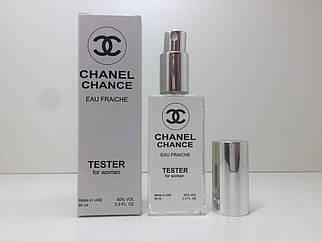 Тестер женский Chanel Chance eau Fraiche (Шанель Шанс Фреш) 60 мл