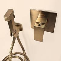 Набор для биде KAISER Sonat 34377-1 Bronze, фото 1