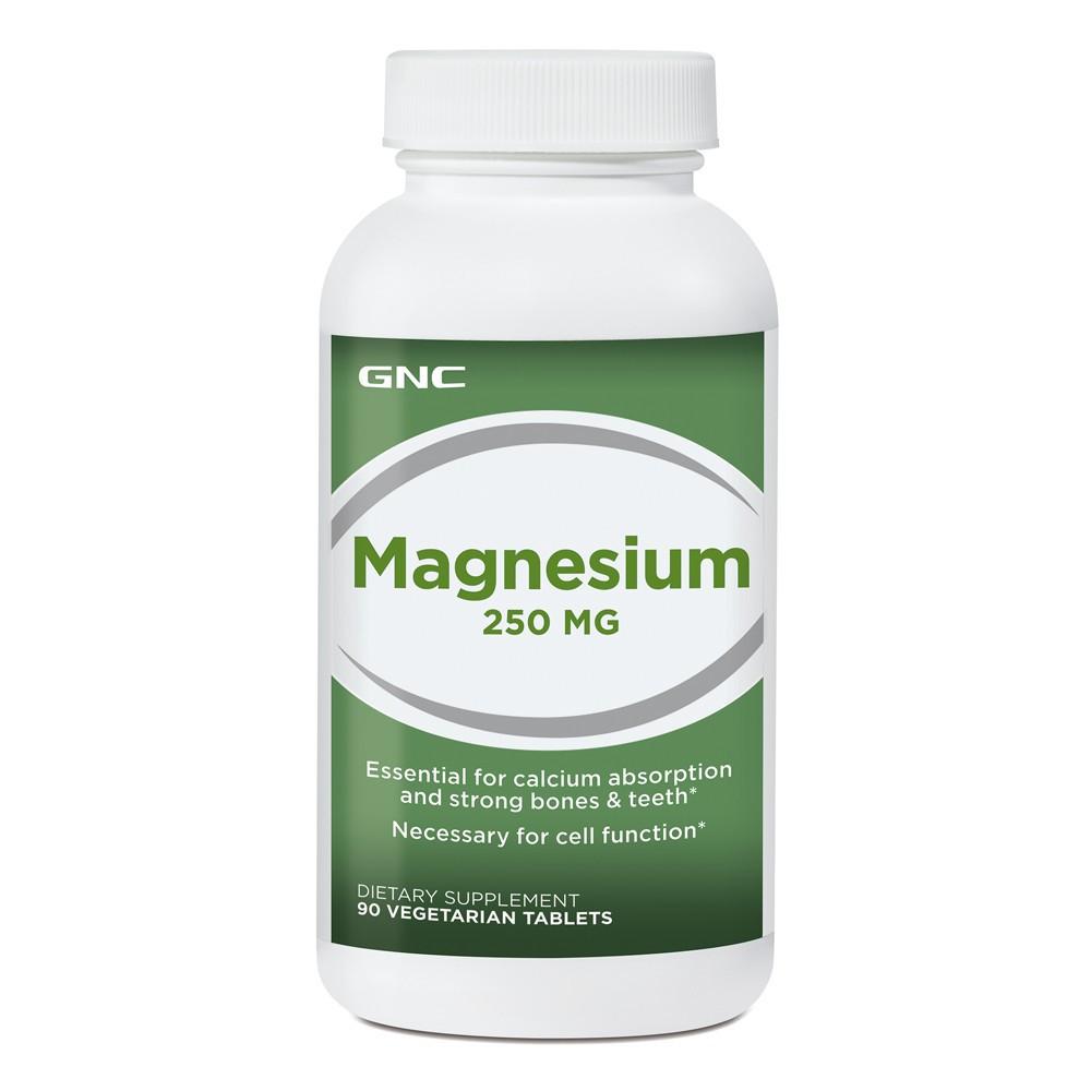 Витамины GNC Magnesium 250 90 caps