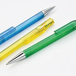 Пластиковые рекламные ручки
