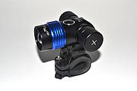 Налобный светодиодный фонарь велофара Police GL- XQ-65, фото 1