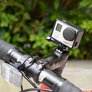 Крепление на рулевой стакан велосипеда для GoPro Xiaomi SJCAM, фото 5