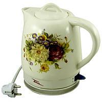 Дисковый керамический чайник Octavo 1800ВТ OC-1326А