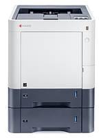 Принтер лазерний кольоровий Kyocera ECOSYS P6230cdn new