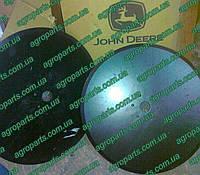 """Диск A72357 сошника 15"""" диски удобрений A22991 запчасти John Deere А 72357 или А 22991 Kinze 1030 Disk"""