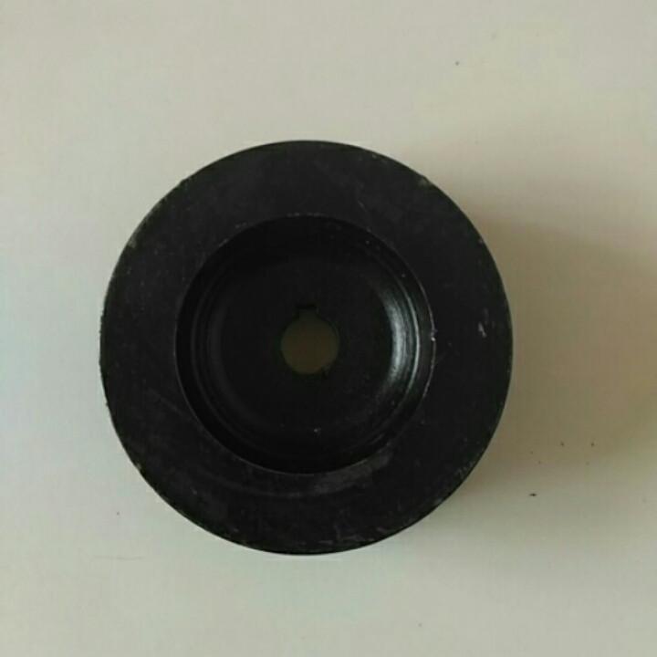 Шкив профиль А Ø95 мм косилки кр-01 под шпонку