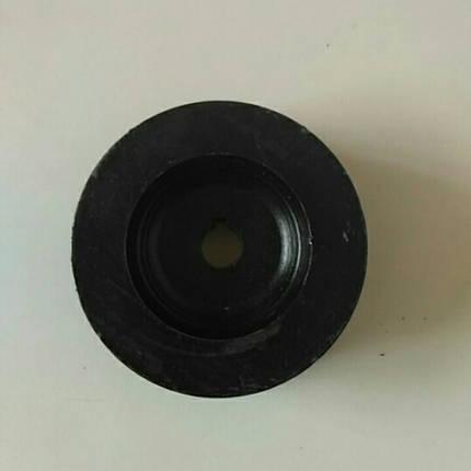 Шкив профиль А Ø95 мм косилки кр-01 под шпонку, фото 2