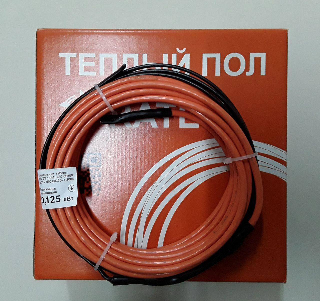 Нагревательный кабель Ratey RD2 760 (4.2 - 5.3 м2)