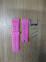 Ремінець для Smart Watch Q50 (Pink)
