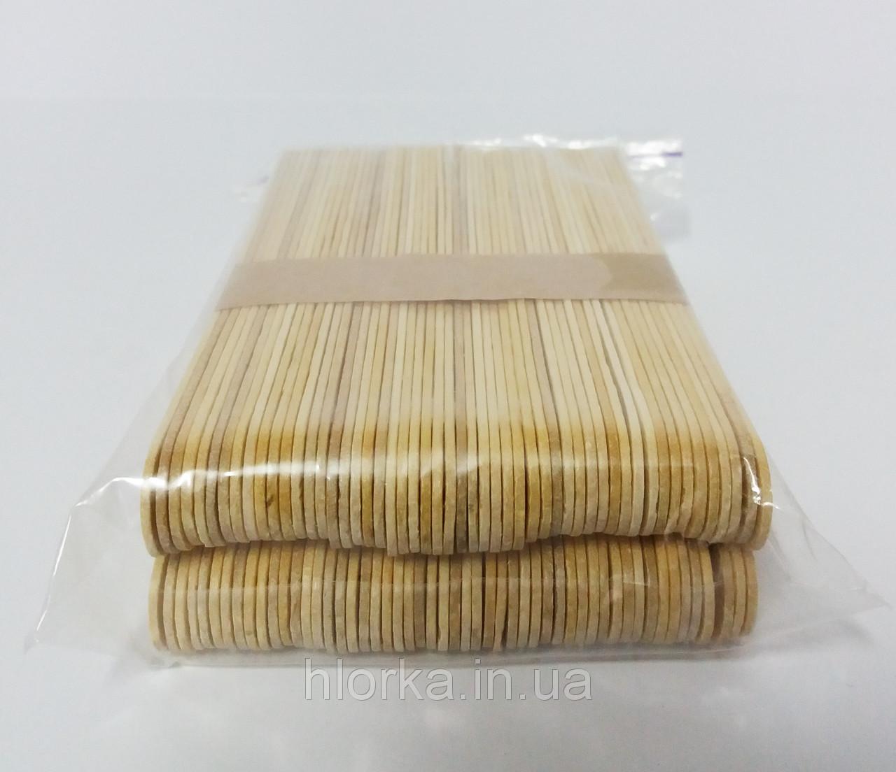 Шпатели деревянные 150мм*17мм*2мм (100 шт./уп.)