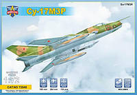 Истребитель-бомбардировщик Су-17М3Р 1/72 MODELSVIT 72048