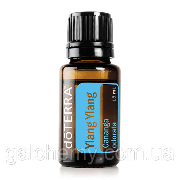 Ylang Ylang Essential Oil / Иланг-Иланг (Cananga odorata), эфирное масло, 15 мл