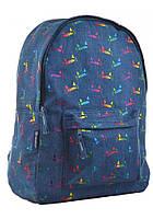 Рюкзак молодіжний ST-18 Jeans Meow, 41*30*13.5