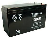 Аккумуляторная батарея Casil CA1272 (12V, 7.2Ah) 151x65x95мм, 2,230кг
