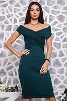 Платье Карла, (2 цв), летнее платье, платье трикотажное, сукня, плаття, дропшиппинг, фото 1