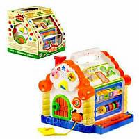 Розвиваючі іграшки для малюків