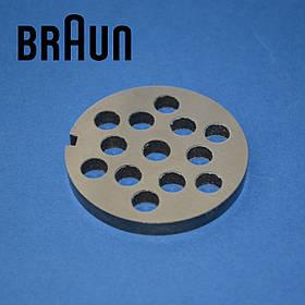 Сетка 8мм для мясорубки Braun 67000909