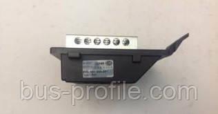 Реостат печки MB Vito 639 — Behr (Германия) — 9ML351332-201
