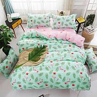 Двуспальные евро комплекты постельного белья