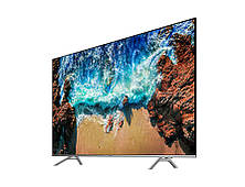 Телевизор Samsung UE82NU8002 (4K UHD Resolution, PQI 2500Hz, Flat Panel, Tizen 4.0, DVB-C/T2/S2 ), фото 3