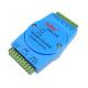 Адаптер-концетратор на 4 порта для подключения сетевых карманов