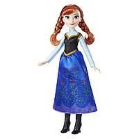Кукла Disney Frozen Classic Fashion Anna (Классическая кукла Анна. Фроузен)